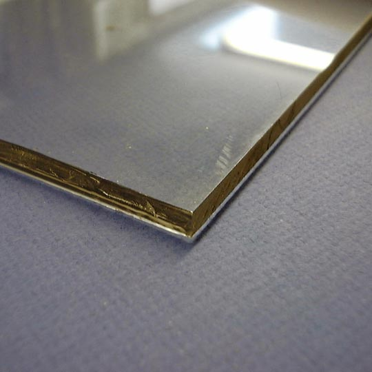 Plexiglass Amp Lexan