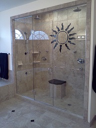 Euro Glass Shower Door Replacement Sacramento