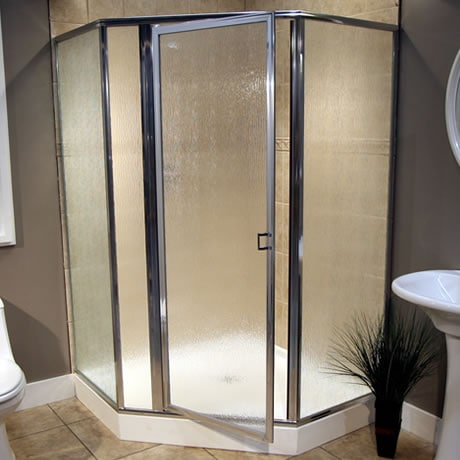 Swinging Shower Door Enclosures Glass West
